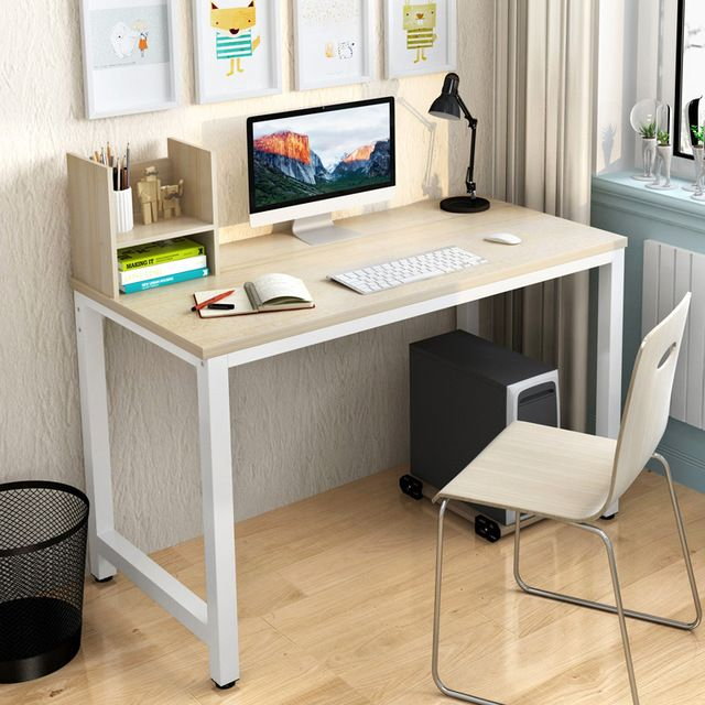 Modern Contemporary Desk That Is Spacious Home And Interior