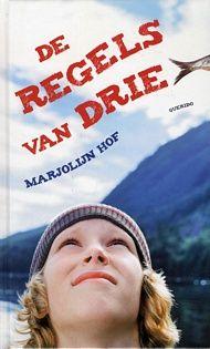 De regels van drie - Marjolijn Hof Morgen gaan we dit boek bespreken met de Leesbende in bibliotheek Zeeland(nobb)