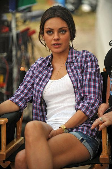 "Mila and Justin Film ""Friends with Benefits"" - Pictures - Zimbio"