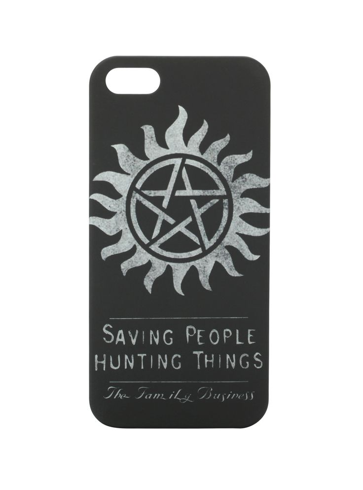 Supernatural The Family Business iPhone 5 Case | Hot Topic