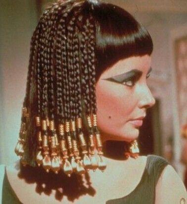 Trenzas egipcio