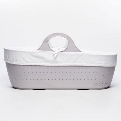 Moba Moses Basket - Dove