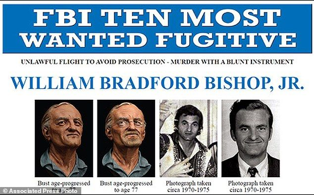 "Body exhumed is not William Bradford ""Brad"" Bishop Jr 