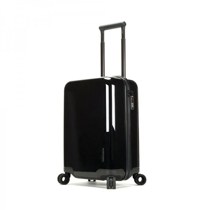 NoviConnected 4 Wheel Hubless Travel Roller - Smart Luggage - Travel - Products