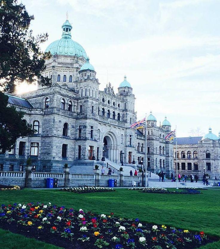 Legislative Assembly, Victoria BC