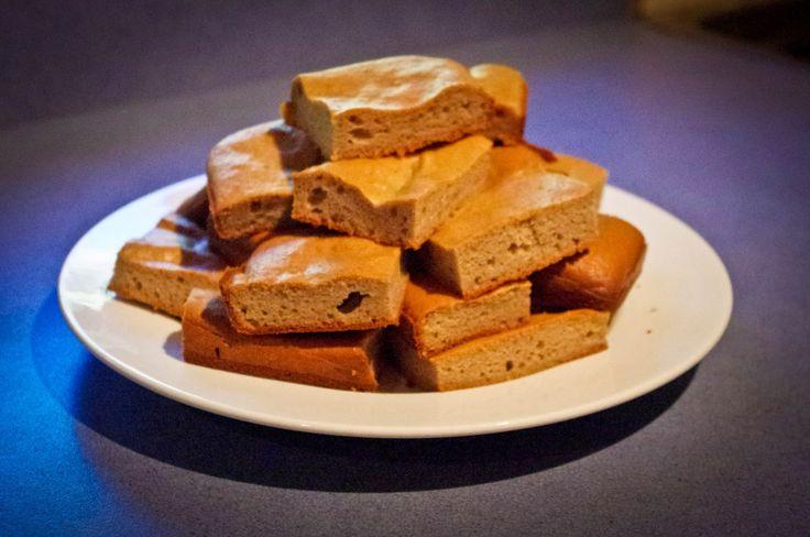 Paleomix: Macadamia Banana Bread Squares