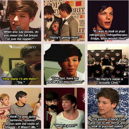 This is why I love Louis