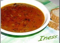 ,,Dršťková' polévka z václavek