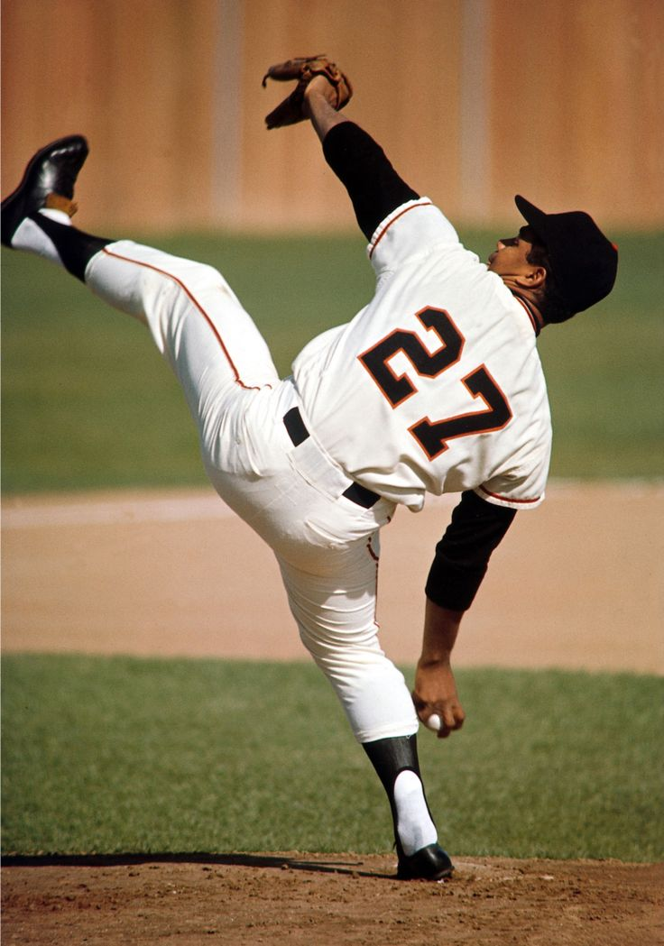 Juan Marichal - San Francisco Giants (Mar 8, 1965)