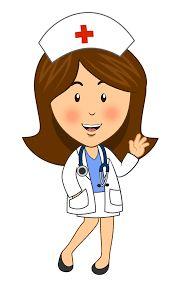 Resultado de imagen para cute nurse cartoon