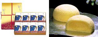 日本を代表する銘菓なのでいまさら紹介するまでもありませんが、ふわふわの皮に、トロトロのカスタードがほんとに美味しい。銘菓に美味いものあり。
