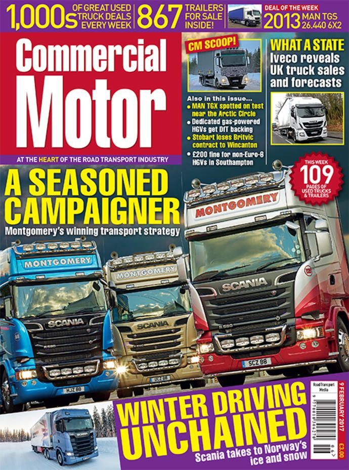Commercial motor used trucks for sale road transport for Commercial motor used trucks