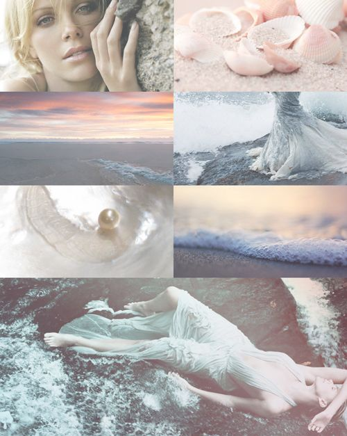 Mythology picspam - Venus Rising from the Sea