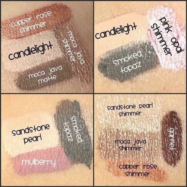 SeneGence has beautiful eye shadows that are waterproof and have skin care in them.  www.SeneGence.com/TimelessEleganceByTara