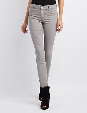 Women's Jeans, Jeggings & Trendy Denim   Charlotte Russe