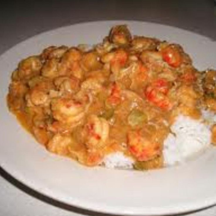 Quick & Easy Crawfish/Shrimp Etoufee