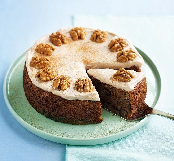 This delicious apple cake recipe is lower in calories and saturated fat than most, so you really can have your cake and eat it (without feeling too guilty!)