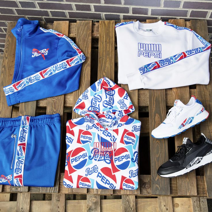 29af4a8147558 Puma x Pepsi. | Razor Project in 2019 | Foot locker, Pepsi, Lockers