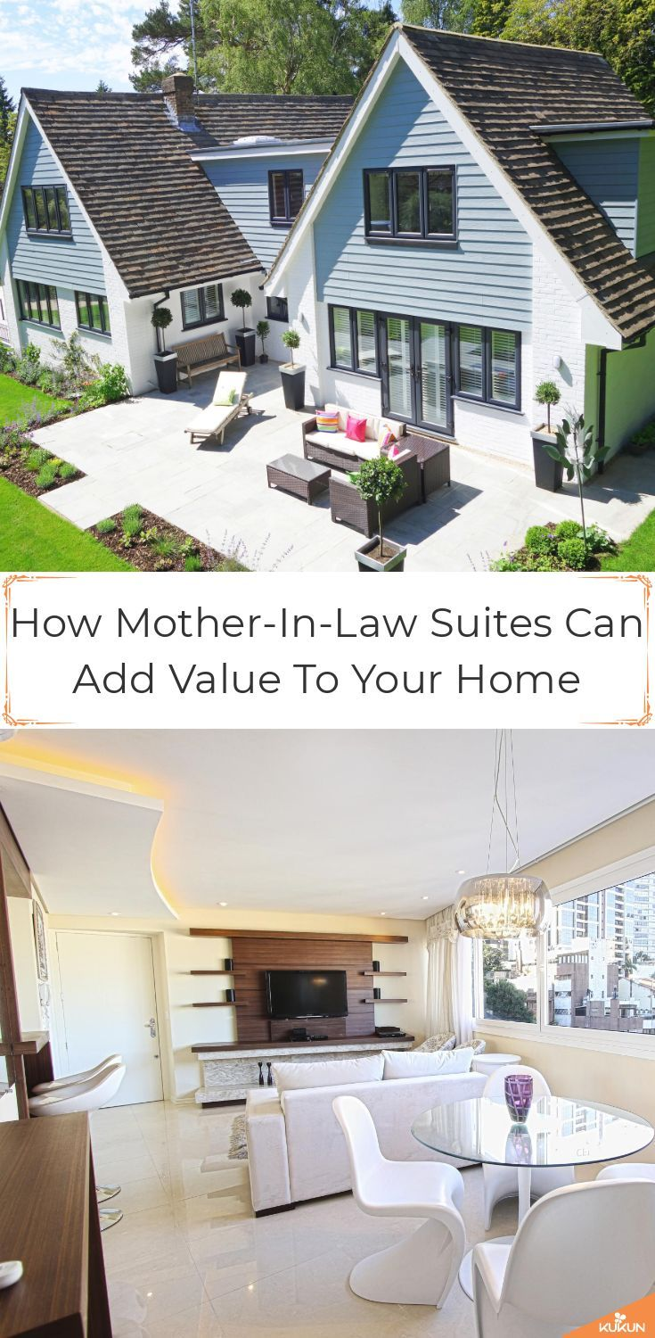 Does A Mother In Law Suite Add Value To A Home How Much Mother In Law Cottage In Law Suite Mother In Law Suite Addition