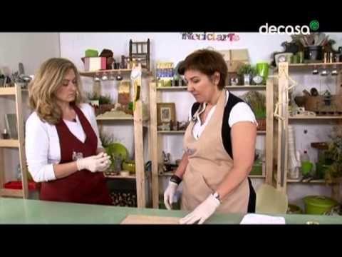 """RECICLARTE: """"RESTOS DE UNA COMODA EN LA COCINA"""" - YouTube"""