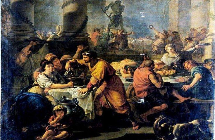 Remembering Saturnalia, the pagan precursor to Christmas