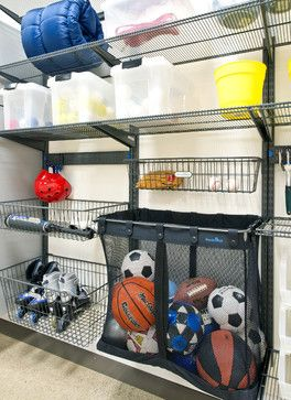 Organized Living freedomRail Garage Storage - Traditional - Garage And Shed - Cincinnati - Organized Living