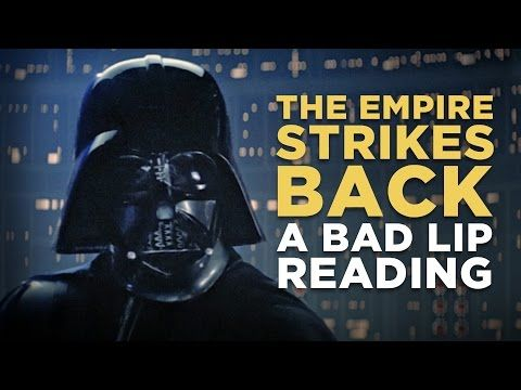 Bill Hader, Jack Black And Maya Rudolph Join Bad Lip Reading To Tackle The Original STAR WARS Trilogy | Swiftfilm