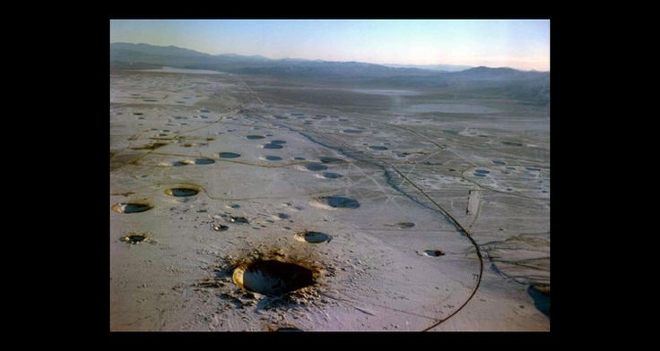 Underground Nuclear Testing at the Nevada Test Site | ONE