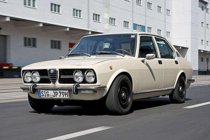 Alfa Romeo Alfetta GT Berlina