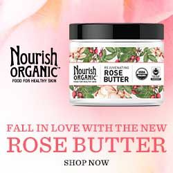 Nourish Organic - NEW Rose Butter