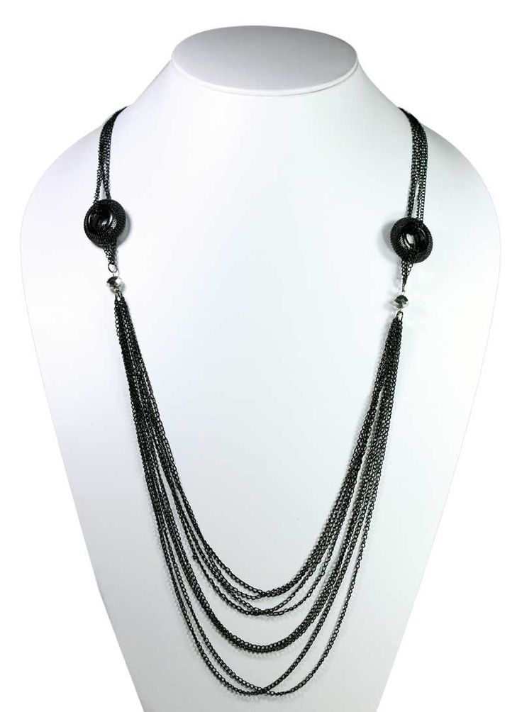 Look incredibly fashion forward when you slip on Black basket ring and chain long string necklace.  Visit for buy:- http://khoobsurati.com/khoobsurati/khoobsurati-black-basket-ring-and-chain-long-string-necklace