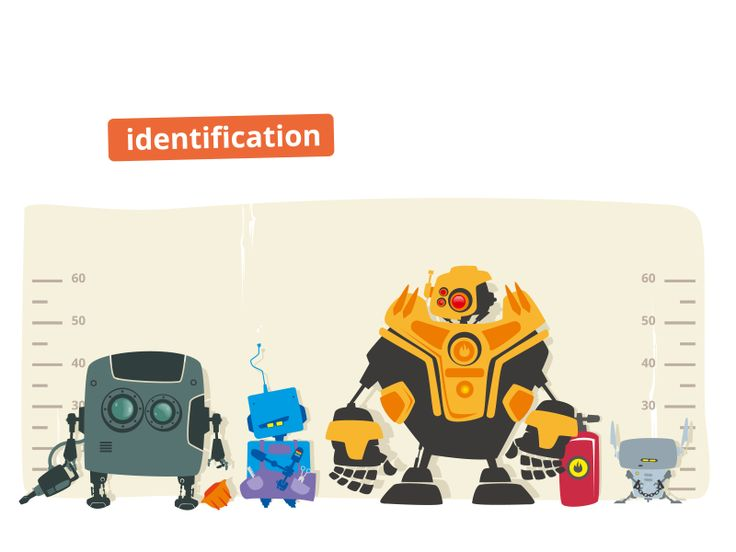 Download Robots Identification Freebie