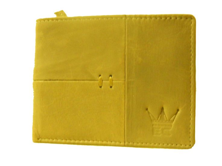 Stylish Leather Wallet For Men Gents With Coin Pocket With Chain