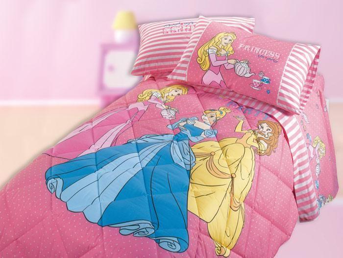 Παιδικό Πάπλωμα Μονό Πριγκήπισσες Disney από την Palamaiki