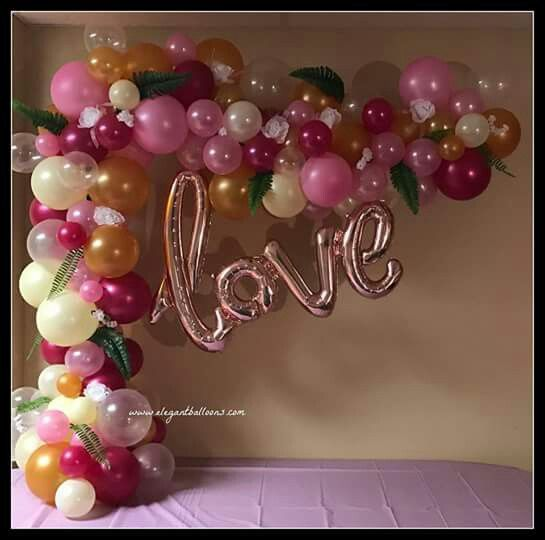 198 best balloon arches columns decorations images on for Balloon arch decoration ideas