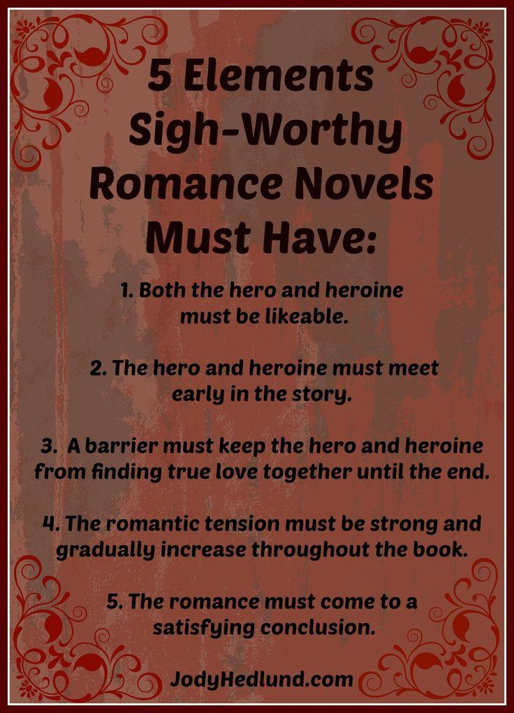 By Jody Hedlund,@JodyHedlund   I'm a romance novelist. Yes, I also write historical fiction. But I consider myself a romance novelist  f...