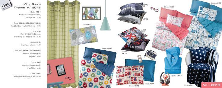 Das home Kids Room Trends .. W16