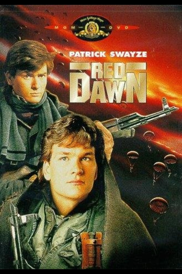 Red Dawn starring Patr...