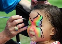 easy face painting ideas for kids – Google Search