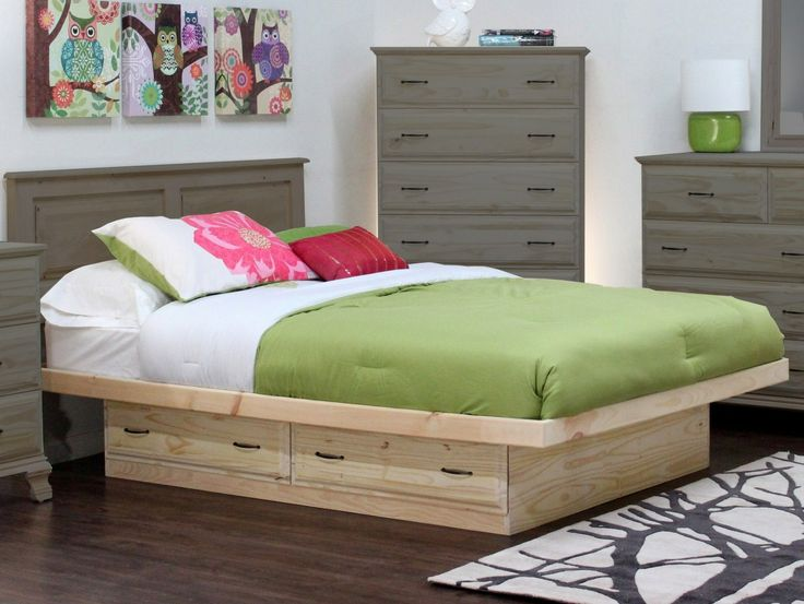92 best Beds images on Pinterest | 3/4 beds, Storage beds and ...