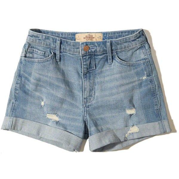 Die besten 25  Boyfriend shorts Ideen auf Pinterest | Jeans-Shorts ...