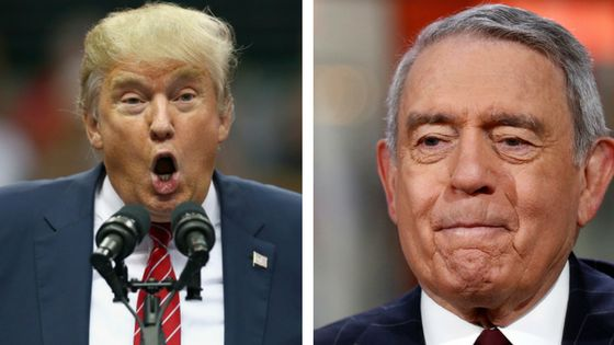 After The Debate Dan Rather Unloaded A Message on Trump Every American Needs To Hear