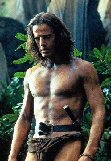 Christopher Lambert. Greystoke: The Legend of Tarzan