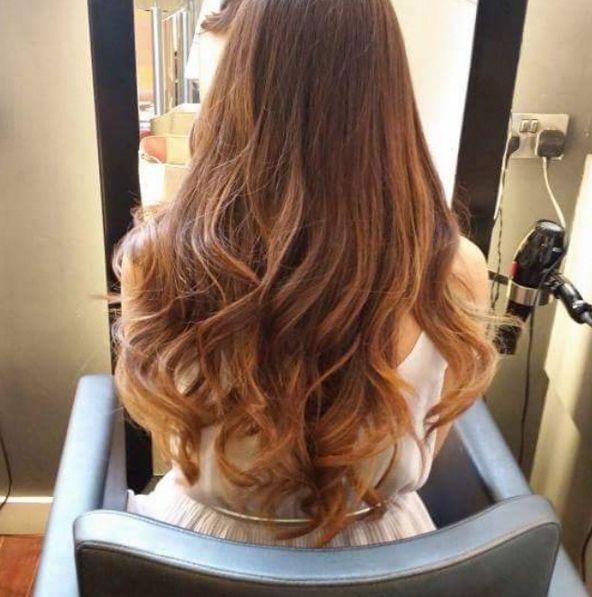 Cascading curls  #kimberlystyles #kimberlystylesoggisalon #oggisalon #yorkvillehair #toronto #torontohair #healthyhair #hairinspo