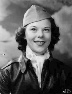Ariel Walker. Former Pan Am pilot enlisted into the WAAF service and then became a P-38 pilot. Her craft was named Honey Bunny because of her personality characteristics and smooth sweet victories she amassed over fascist forces in Europe. Her rank is Lt. Colonel.