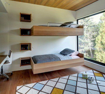 10 camas de beliches criativas   Catraca Livre