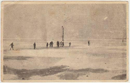 Frozen Lagoon of 1929