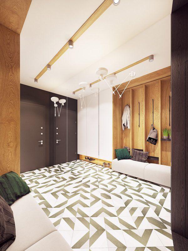 Feature Rich Decor In Family Friendly Apartment Interior