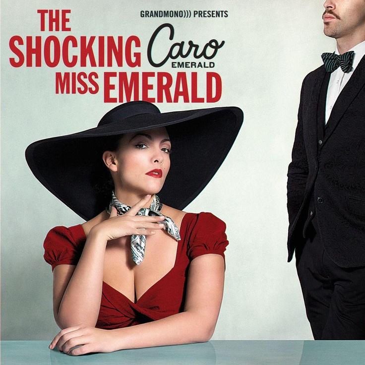 album cover art: caro emerald - the shocking miss emerald [05/2013]