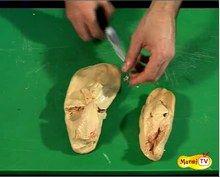 Faire soi même son foie gras et commencer par le déveiner